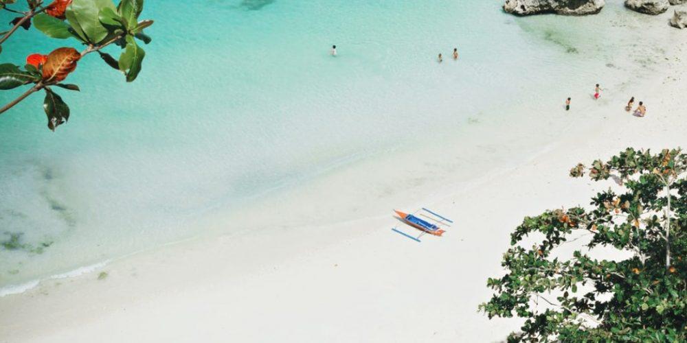 L'ile de Boracay aux Philippines