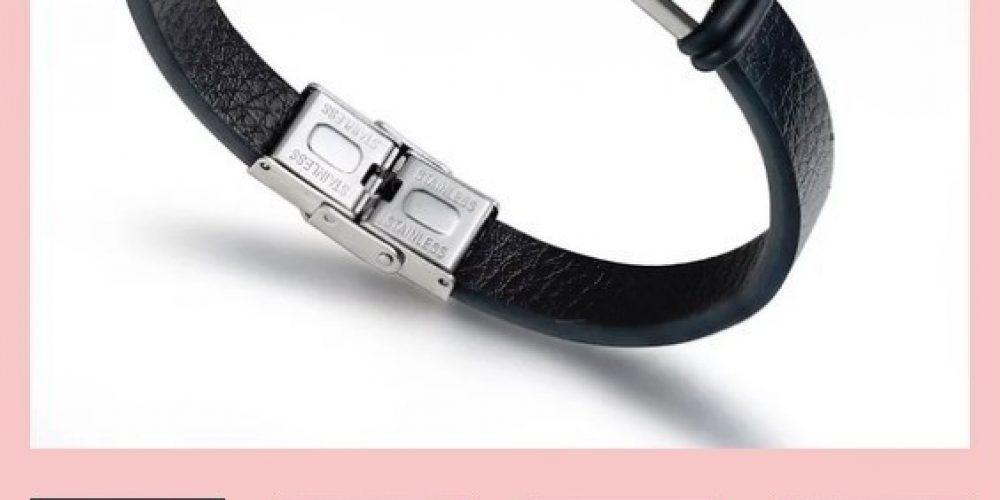 Conseils pour l'achat d'un bracelet en acier inoxydable pour homme