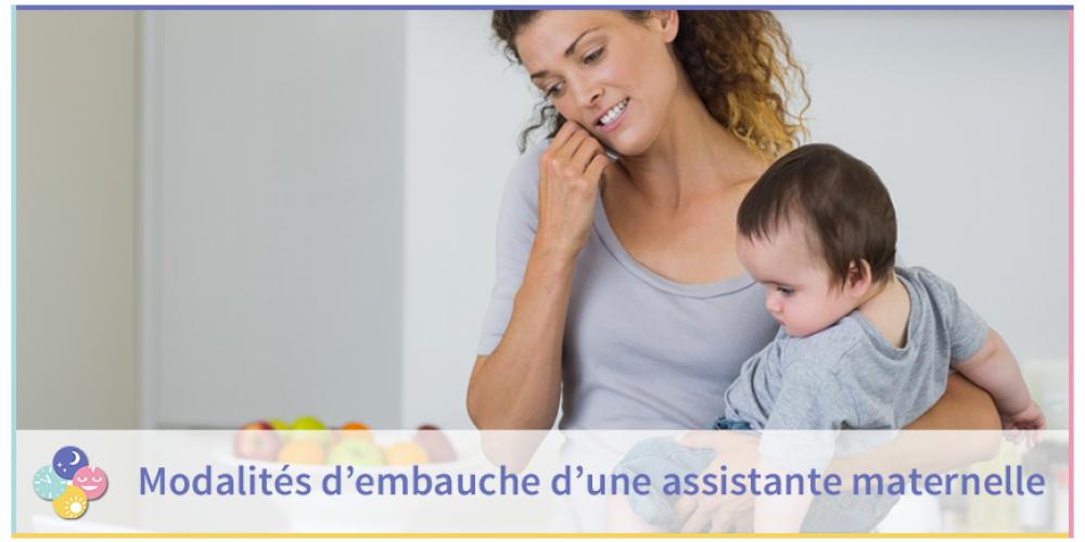 Embaucher uneassistante maternelle