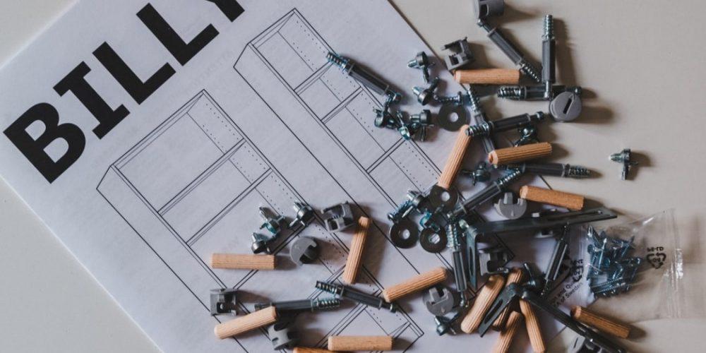 Meubles prêts-à-assembler – Avantages et inconvénients