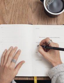 3 façons de tenir un journal alimentaire pour perdre du poids sans reprendre