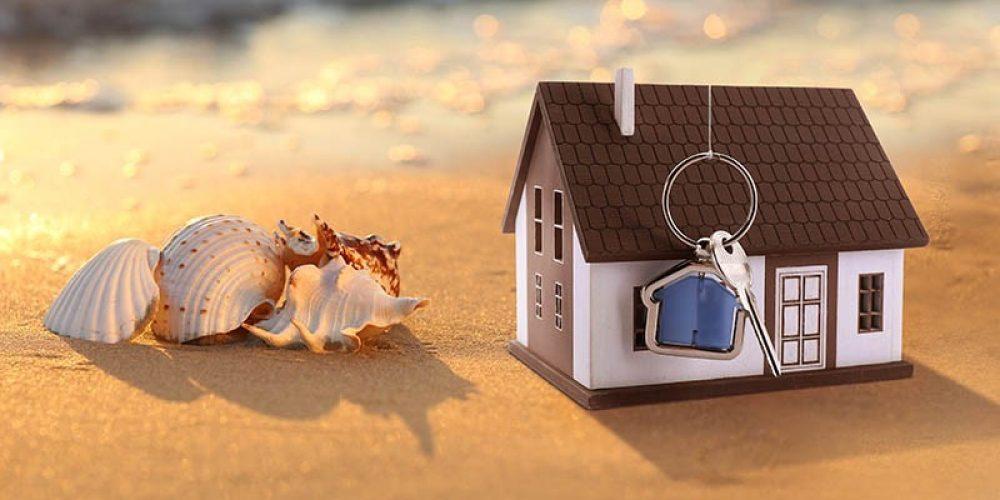 La propriété de vacances, de plus en plus populaire en tant qu'investissement