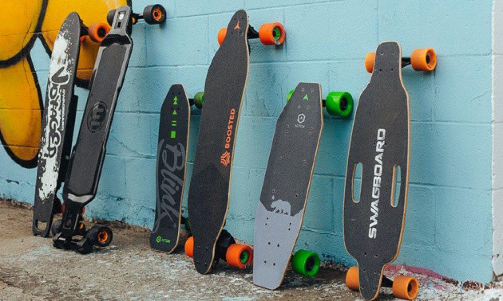Les skateboards électriques : un excellent moyen de transport