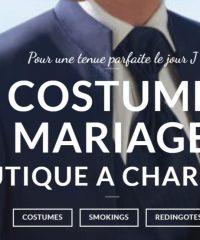 Costumes ONGI pour hommes Charleroi