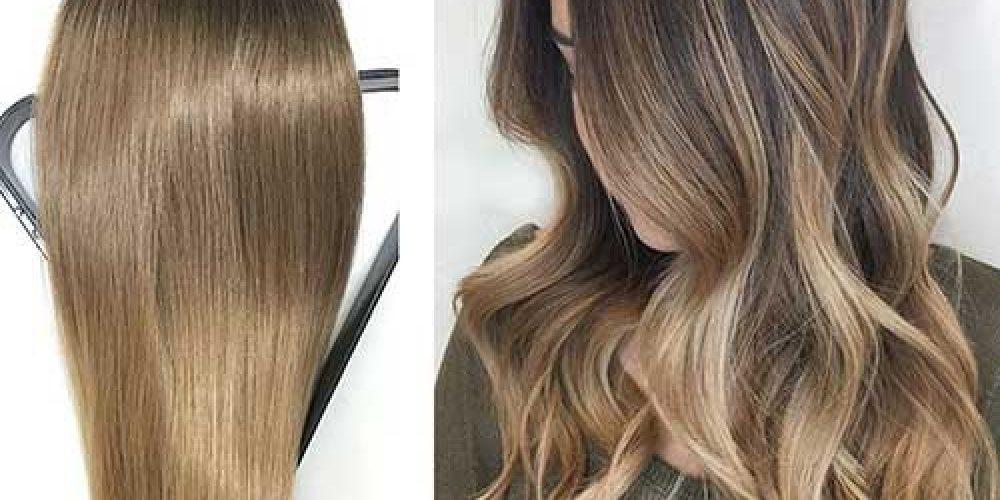 Différences entre les extensions de cheveux