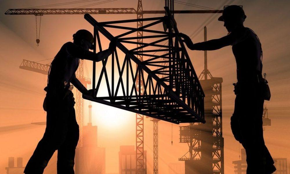 travailleurs bâtiment