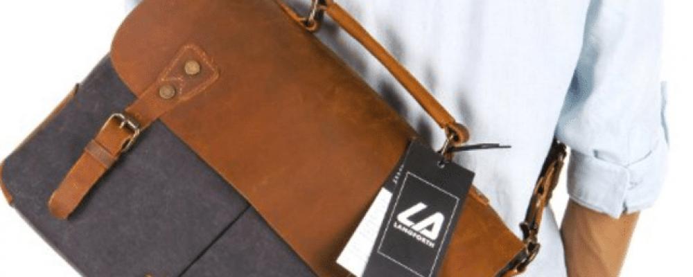 Un sac à main pour homme ? Pourquoi pas…