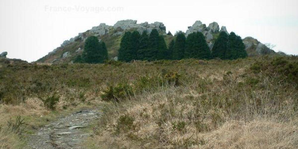 Visiter les monts d'Arrée en Bretagne