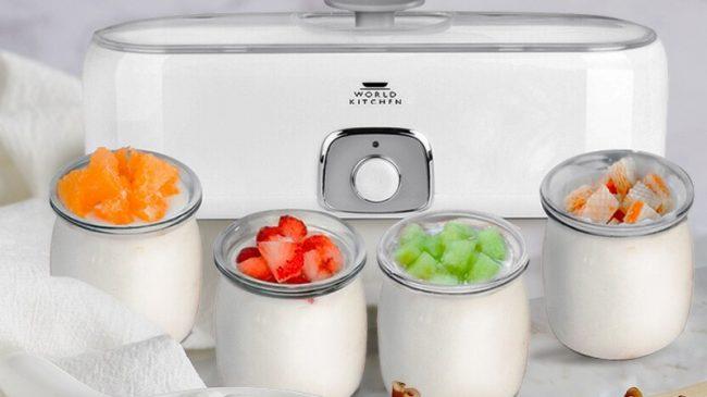 Qu'est-ce qu'une yaourtière? C'est pour quoi?
